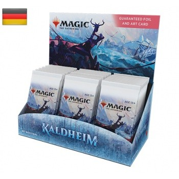 Kaldheim Set Booster Display - Englisch