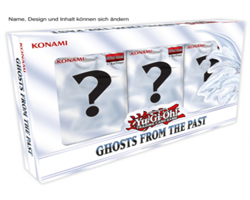 Ghosts from the Past - Englisch- 1. Auflage