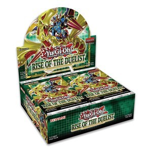 Rise of the Duelist - Display -Englisch