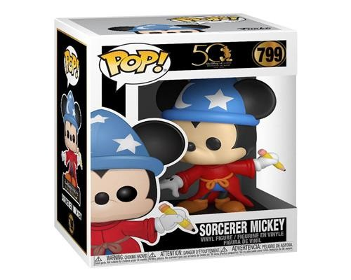 Disney 799- 50th Sorcerer Mickey - Funko POP!