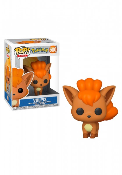 POP - POKEMON - Vulpix-Funko