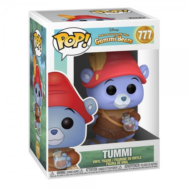Disney 777- Tummi - Gummi Bears - Funko POP!