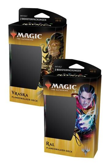 Gilden von Ravnica Planeswalker Decks Set - Deutsch